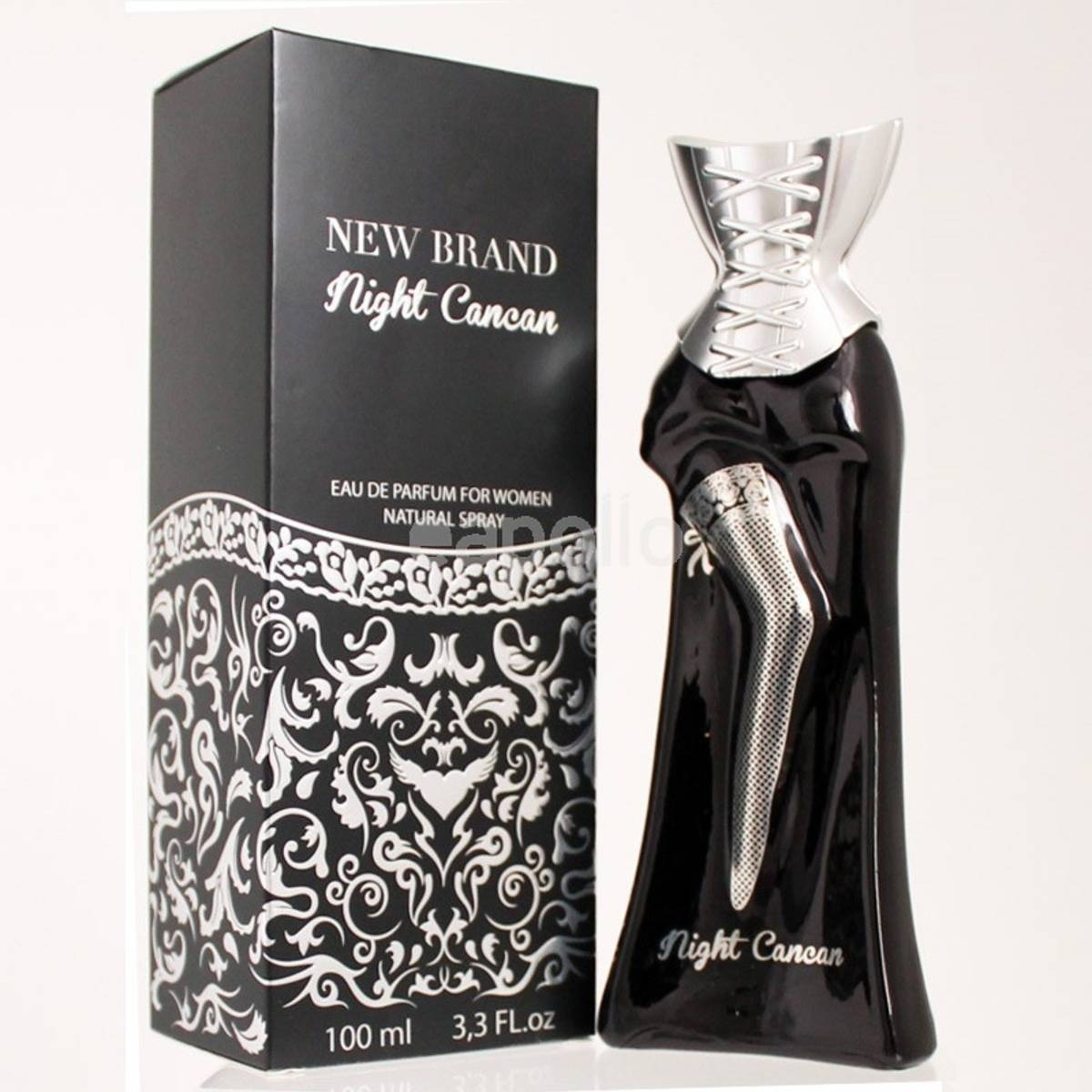 c5f4d8b67 Kit 3 Perfumes New Brand Cancan- French,candy,night - Oferta - R ...