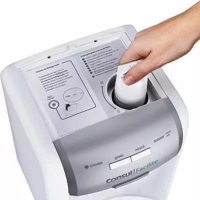kit 3 refil filtro consul compatível facilite e bem estar
