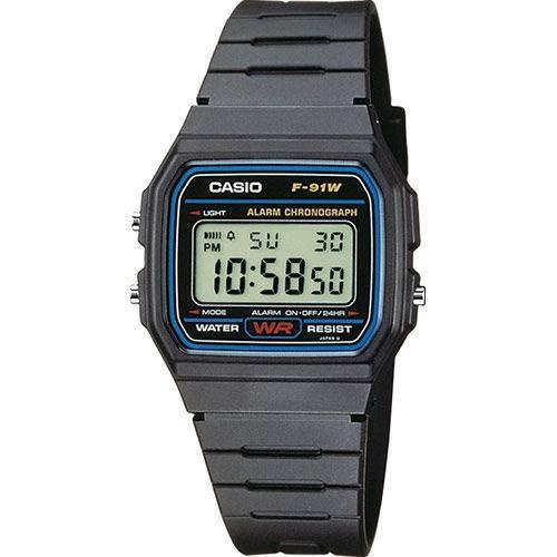 3f891de9dd491 Kit 3 Relógio Masculino Casio Digital Esportivo F-91w - R  139,00 em ...