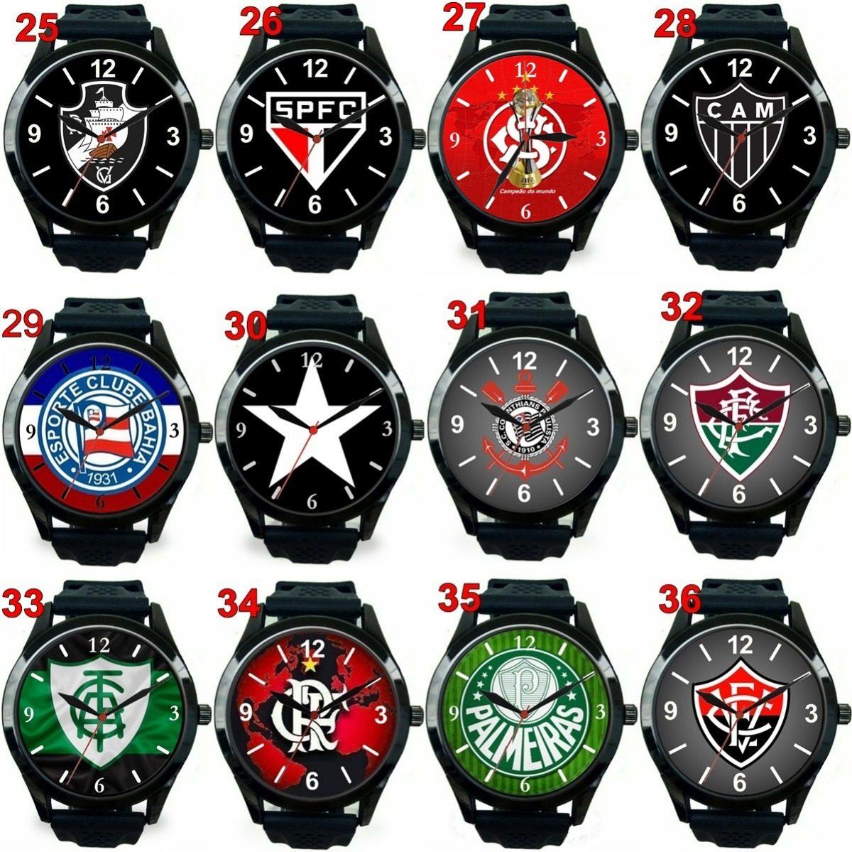 e4ddf01cc53 kit 3 relógio pulso esportivo futebol barato revenda atacado. Carregando  zoom.