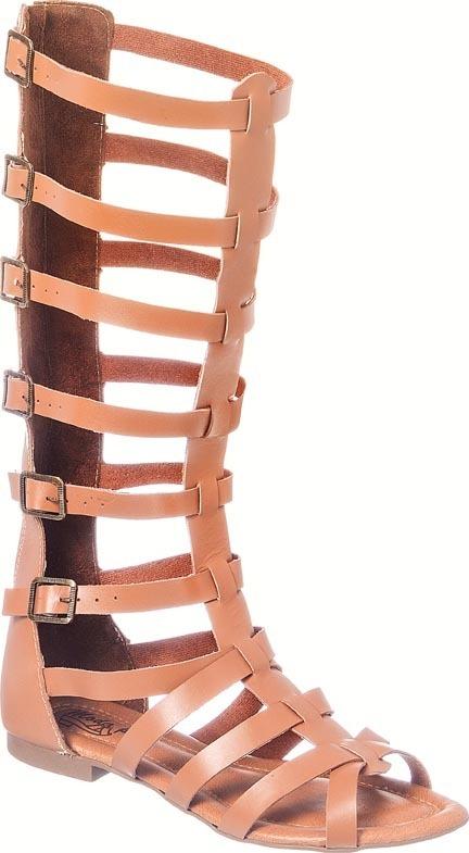 50656acd7 Kit 3 Sandálias Gladiadoras Frete Grátis Véria Calçados - R$ 130,00 ...