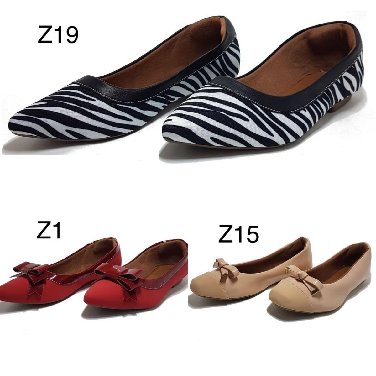 ab09532eca kit 3 sapatilhas feminina bem calçados atacado revenda 2019. Carregando zoom .