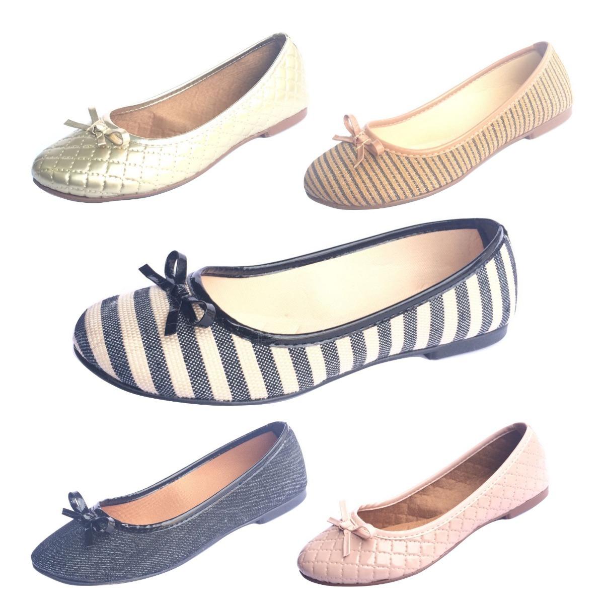 kit 3 sapatilhas feminina milla - promoção barata. Carregando zoom. 803784e892f53