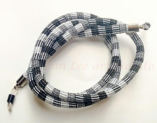 eae9fb3cc Kit 3 Segura Óculos/salva Óculos Étnico Color+azul+preto - R$ 45,00 ...