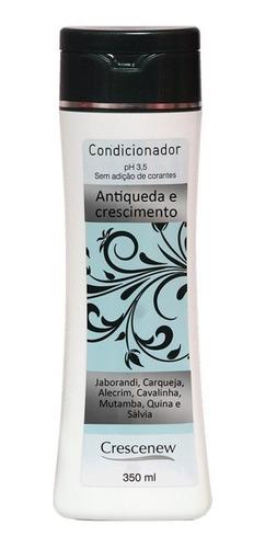 kit 3 shampoo e 3 condicionador queda de cabelo - jaborandi