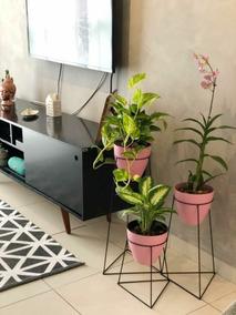 29f273e482d Suporte Tripe Para Vaso De Planta - Tudo para Jardim no Mercado Livre Brasil
