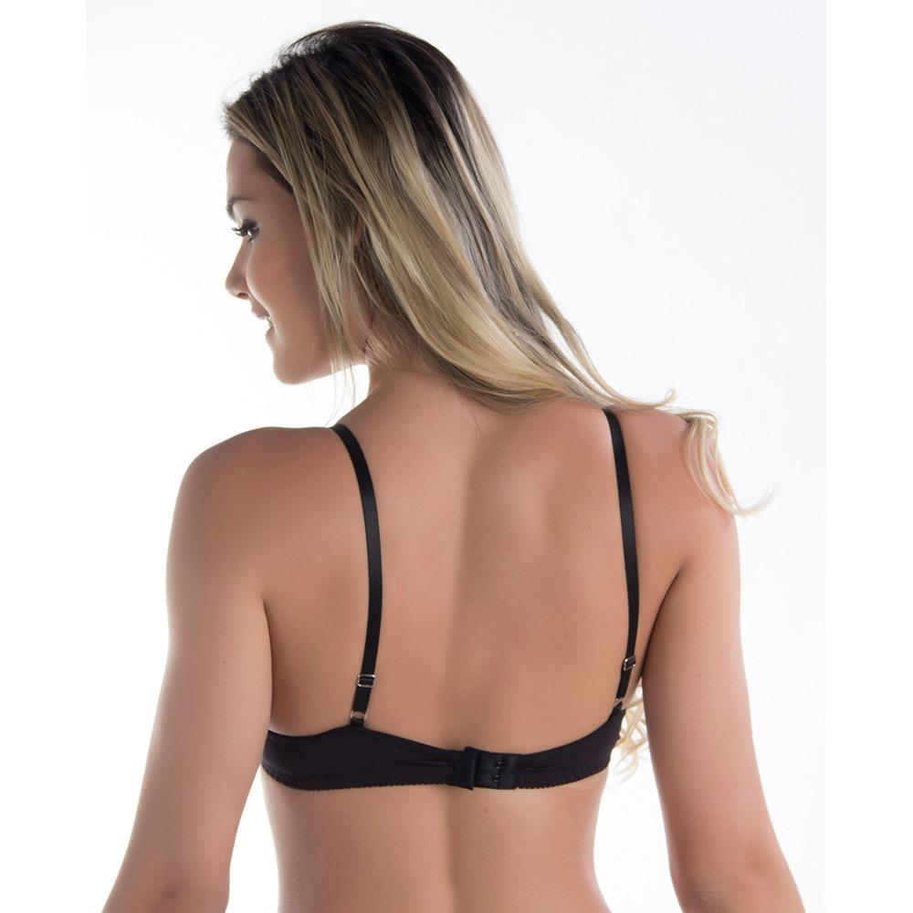 kit 3 sutia strappy de renda moda feminina lingerie 747. Carregando zoom. 8004d32f6af