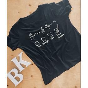 Kit 3 T-shirt Feminina Para Revenda - Atacado