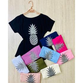Kit 3 T-shirts Variadas Preço De Atacado