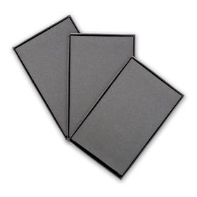 Kit 3 Tapetes Desinfectante Charola Sanitizante Para Calzado
