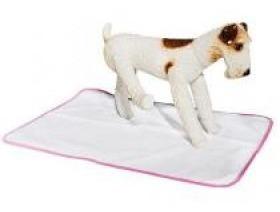 kit 3 tapetes higiênicos lavável canino cães cachorro 60x80
