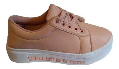 kit 3 tenis sapato feminino plataforma casual novo estilo
