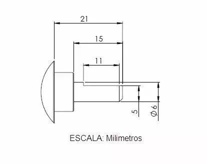 kit 3 un - rosca tubo 50mm x 20cm alimentos / ração + motor