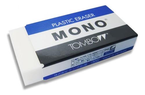 kit 3 unidades borracha plastica mono  tombow pequena pe-01a