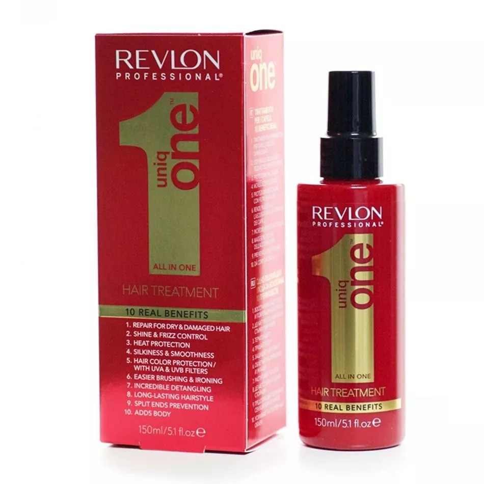 dc042a732 kit 3 uniq one revlon hair treatment, trad. coconut e lotus. Carregando  zoom.