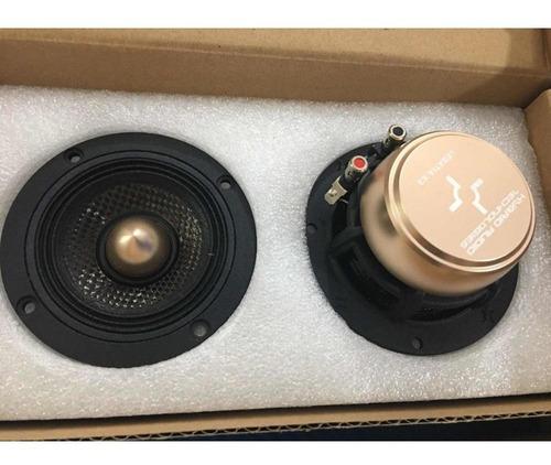 kit 3 vias hybrid áudio legatia linha x