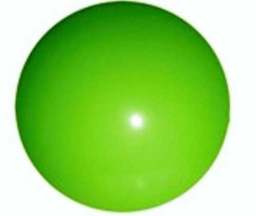kit 30 bolas bola de vinil lisa  rosa lilas e verde claro