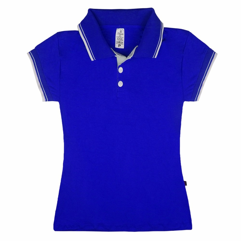 e7da553d42f20 kit 30 camisa feminina plus size gola polo social atacado. Carregando zoom.