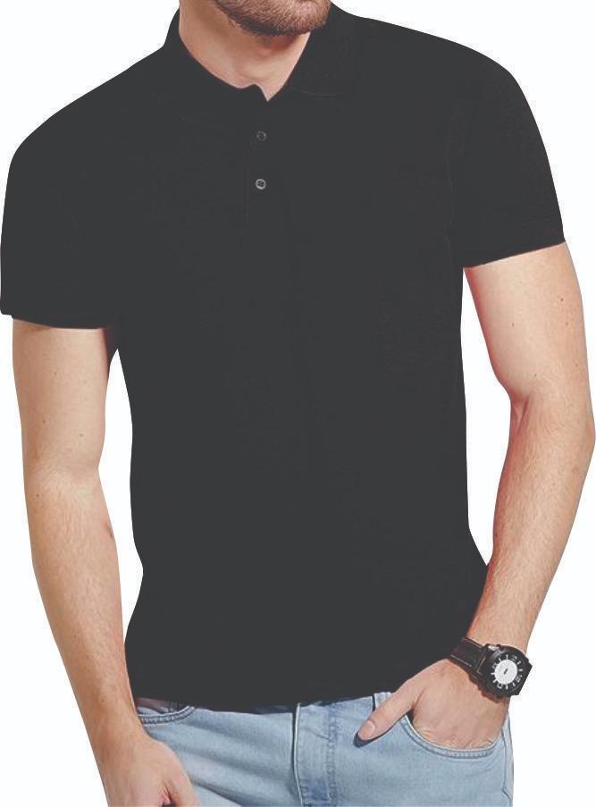 c2f5d014c8901 kit 30 camisas polo lisa masculina sem bordado e sem estampa. Carregando  zoom.