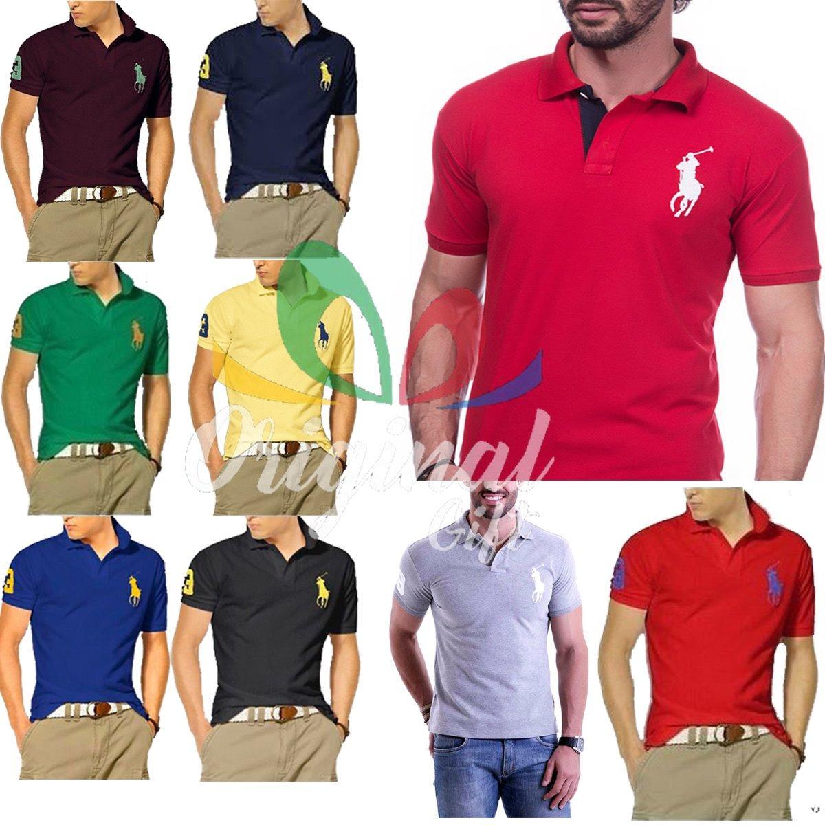9afb2aedabb51e  kit 30 camiseta gola polo frete grátis atacado revenda.  Carregando zoom. 6141a21f610
