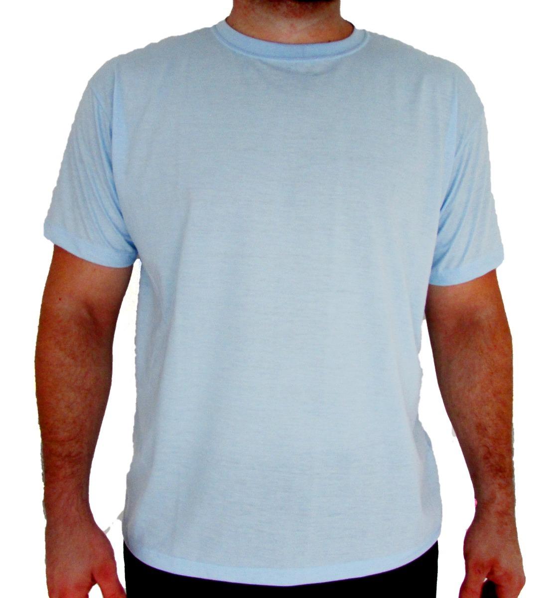 Kit 30 Camisetas Fio 30 1 Penteado 100% Poliéster Sublimação - R  399 a8dcc0e1b41e9