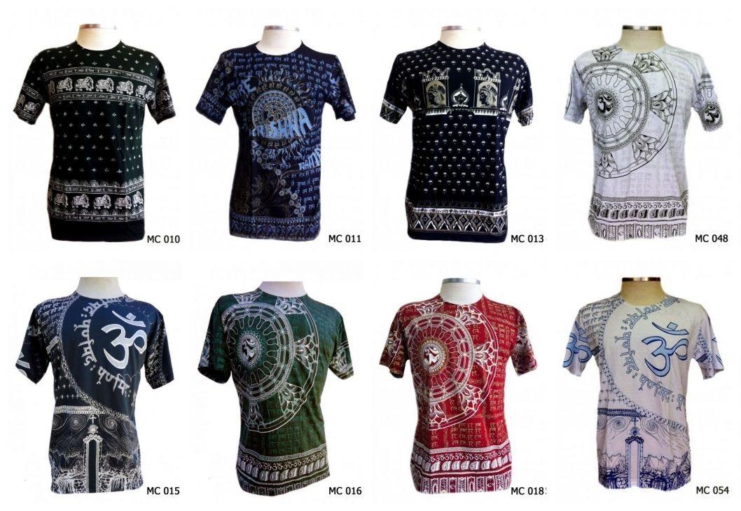 kit 30 camisetas masculinas indianas hippie atacado. Carregando zoom. fa1e737a06759
