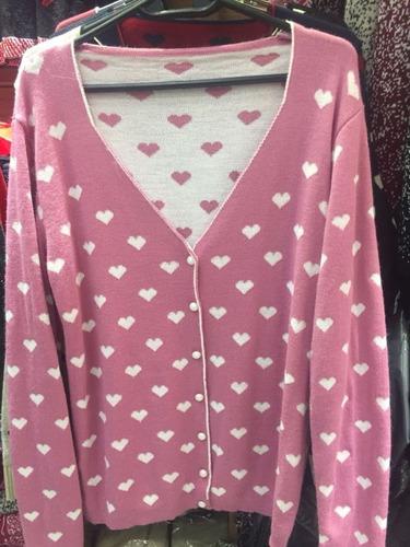 kit 30 cardigan blusa casaco lã feminino renda trico revenda