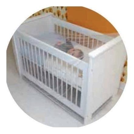 kit 30 mosquiteiro para cercadinhos berco tela proteção bebe