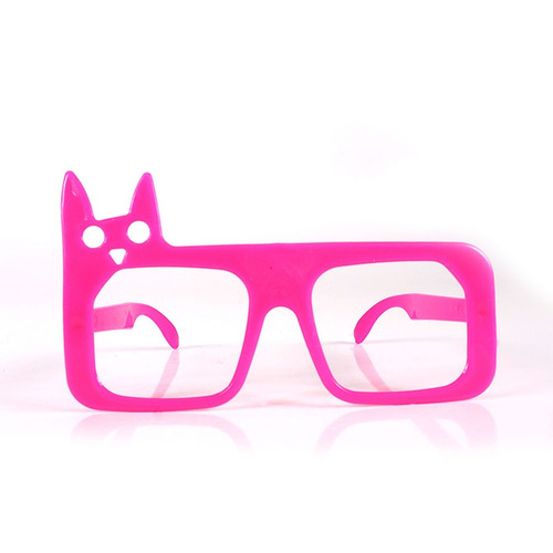 kit 30 óculos coloridos + 1 tubo de pulseira neon (100 unid)