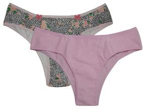 3c32b4704 Kit Lingerie Plus Size - Calcinhas Femininas no Mercado Livre Brasil