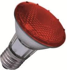 kit 3pcs lâmpada jardim halopar par 20 vermelho 220v bfriday