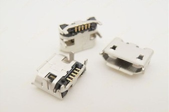 kit 3un conector jack carga power tablet micro usb cce tr92