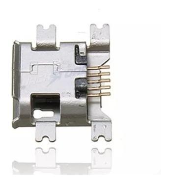 kit 3un conector micro usb celular multilaser ms50