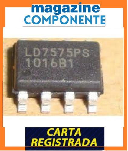 kit - 3x ci ld7575ps - ld7575 - sop8 - smd - original