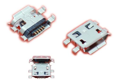 kit 3x conector de energia usb tablet philips core pi3100w2x