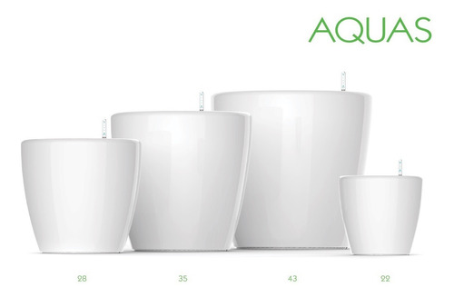 kit 3x maceta autorregable aq1817 smart garden