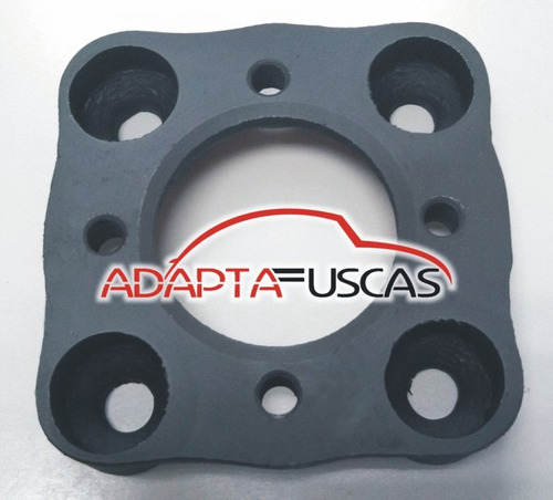 kit 4 adaptador roda 4x130 p 4x100 fusca sp2 8x31 p/ vw gm