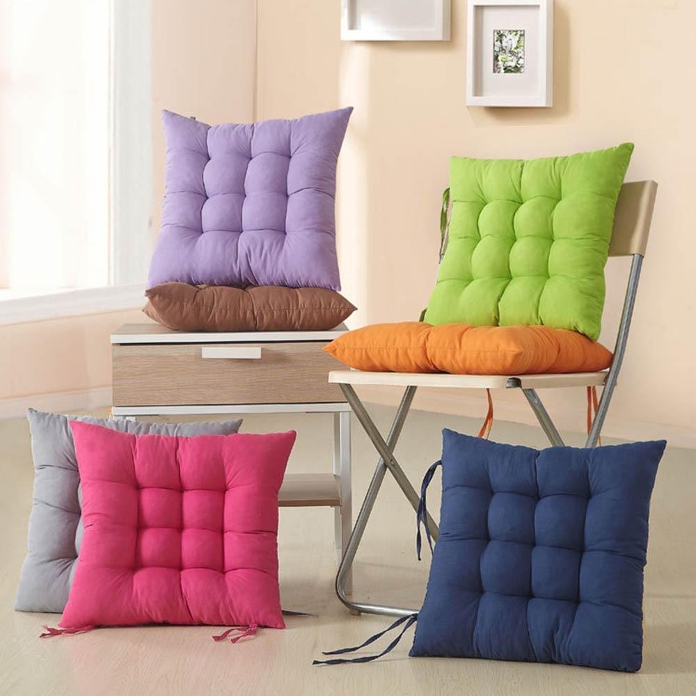 Kit 4 almofadas futon assento para cadeiras bancos e sof s for Futon de 2 plazas