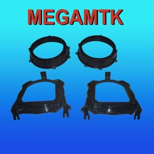 kit 4 alto  auto falantes bravox  p/ novo celta 4p 200wrms