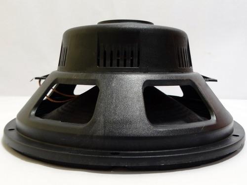 kit 4 alto falante cone seco 10 pol woofer sturdy 160w rms