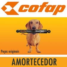 kit 4 amortecedor fiesta hatch sedan 2011 2012 cofap +kits