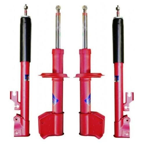 kit 4 amortiguadores fiat duna diesel 1.7 sdr 1999 fric rot