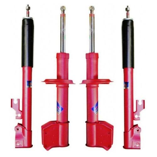 kit 4 amortiguadores fric rot fiat duna diesel 1.7 sdl 1998