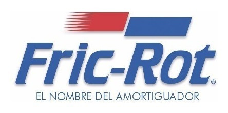 kit 4 amortiguadores fric rot fiat palio fire sin abs