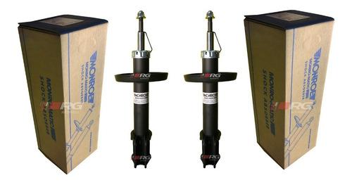 kit 4 amortiguadores monroe matic corsa classic wagon