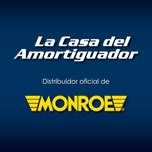 kit 4 amortiguadores monroe mazda 3 exc all new