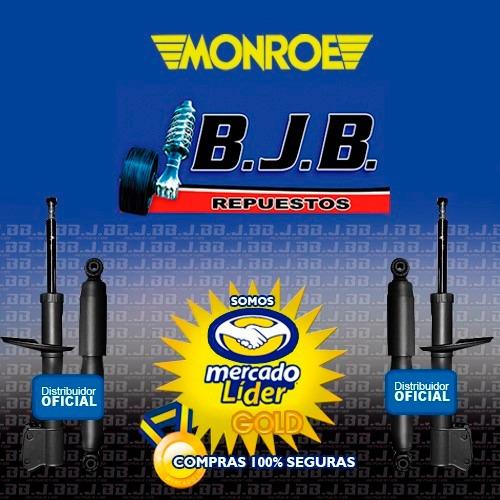 kit 4 amortiguadores monroe renault clio 1 1994-1998