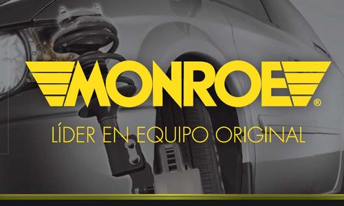 kit 4 amortiguadores monroe renault clio 2 - 1.9 diesel