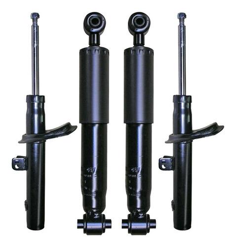 kit 4 amortiguadores p/ peugeot 206 sw monroe