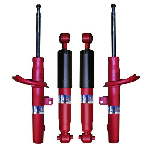 kit 4 amortiguadores peugeot 207 desde 2008